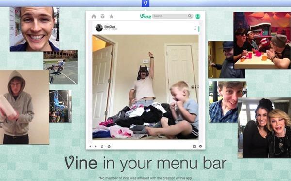 App for Vine