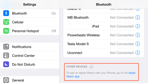 Apple Watch reference iOS 82 beta 4