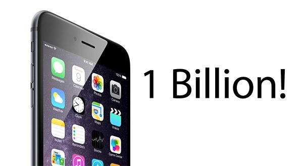 Billion iPhone main