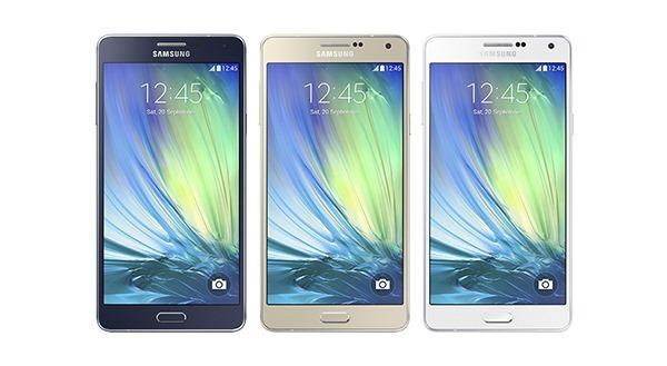 Galaxy A5 main