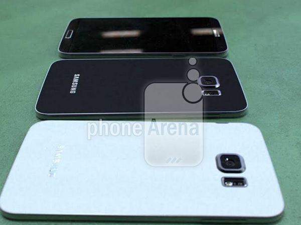 Galaxy S6 prototype