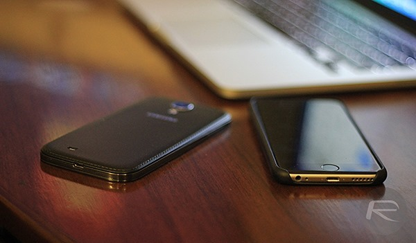 Galaxy iPhone 6 main