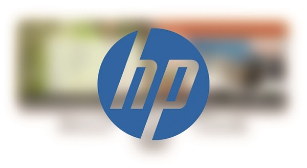 HP logo main