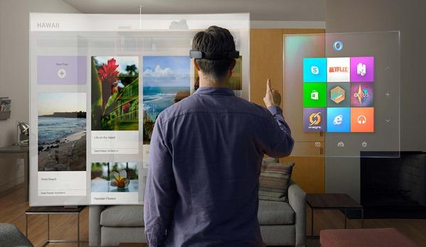 HoloLens main