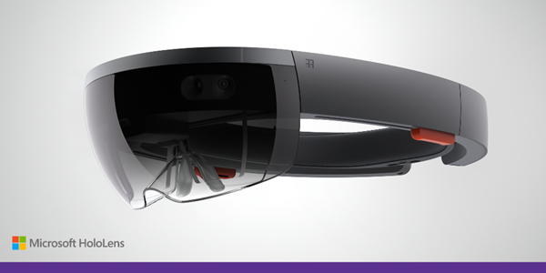 HoloLens unit