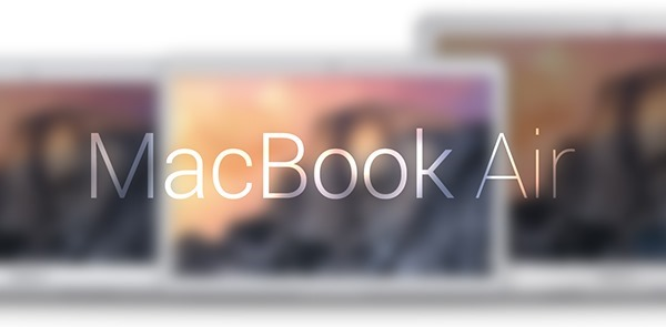 MacBook Air 12 inch leak