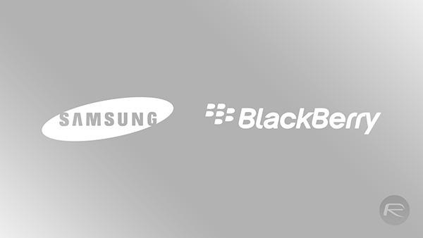 Samsung Blackberry main