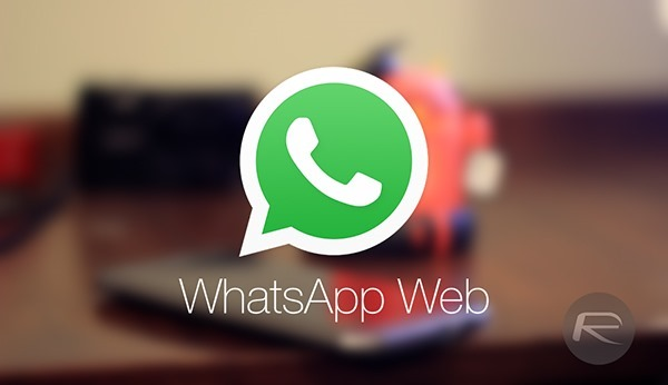 WhatsApp Web main