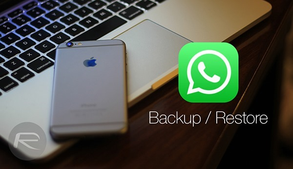 WhatsApp backup restore main