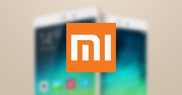 Xiaomi main Note