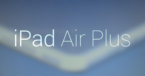 iPad Air Plus main