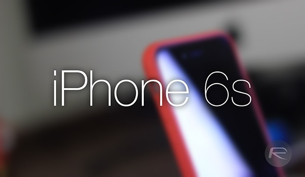 Rumor: iPhone 6s Plus Getting 2K Display, iPhone 6s 1080p