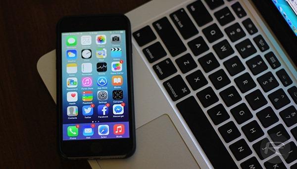 iPhone mac main