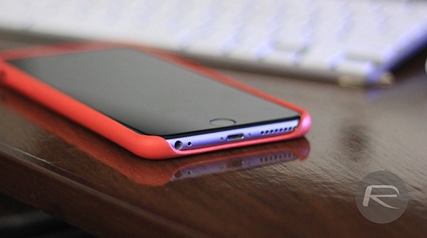 iPhone speaker