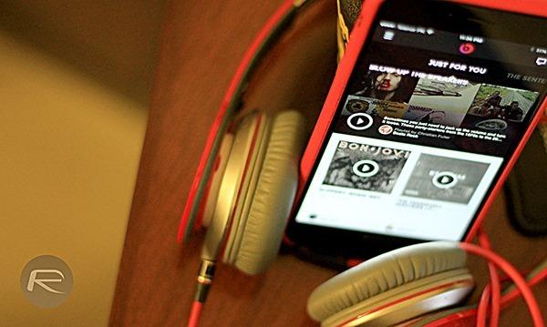 Beats Music main