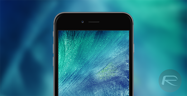 Samsung Galaxy S6 Wallpaper Leaked Download It From Here Redmond Pie