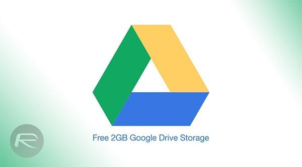 Google Drive Free main