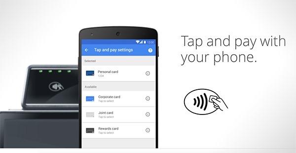 Google Wallet main