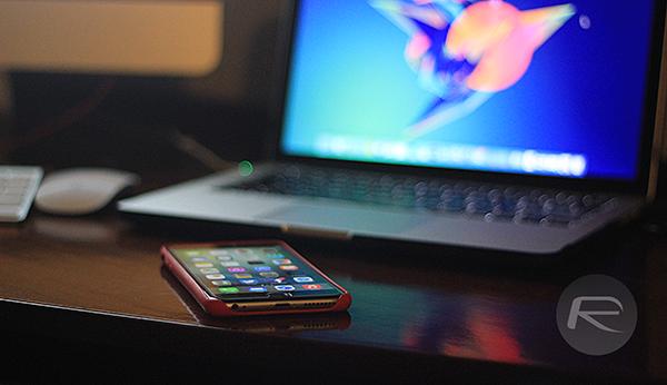 OS X iOS main