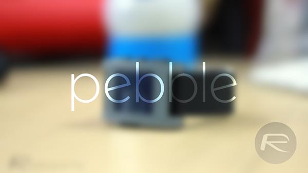 Pebble logo main