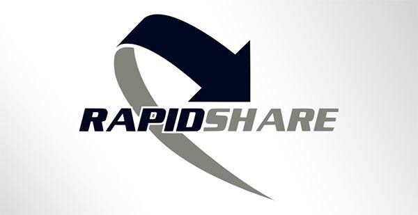 RapidShare logo main