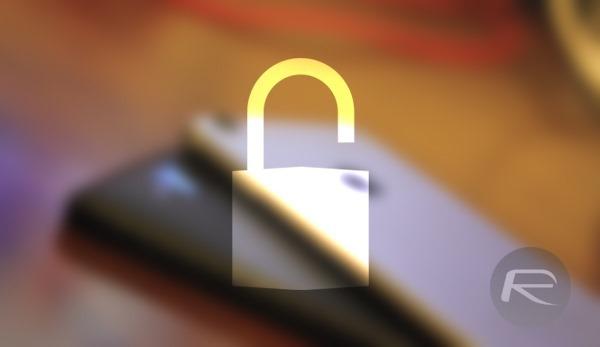 Smartphone unlock main