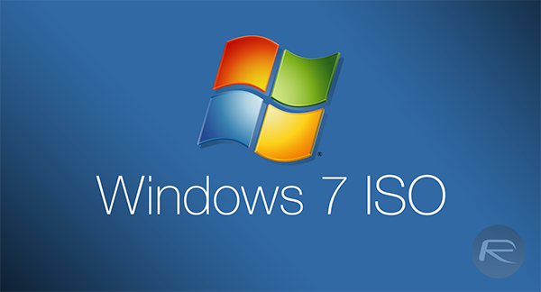 Windows 7 ISO main