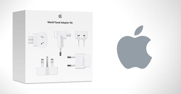 World Travel Adapter Kit main