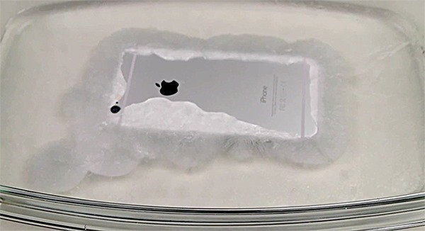 iPhone 6 hot ice main