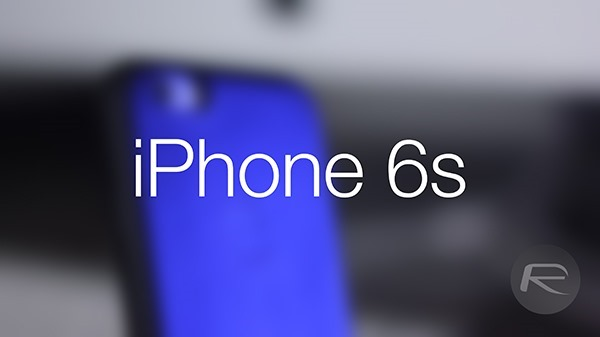 iPhone 6s main