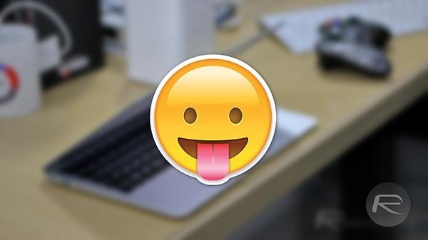 mac emoji main