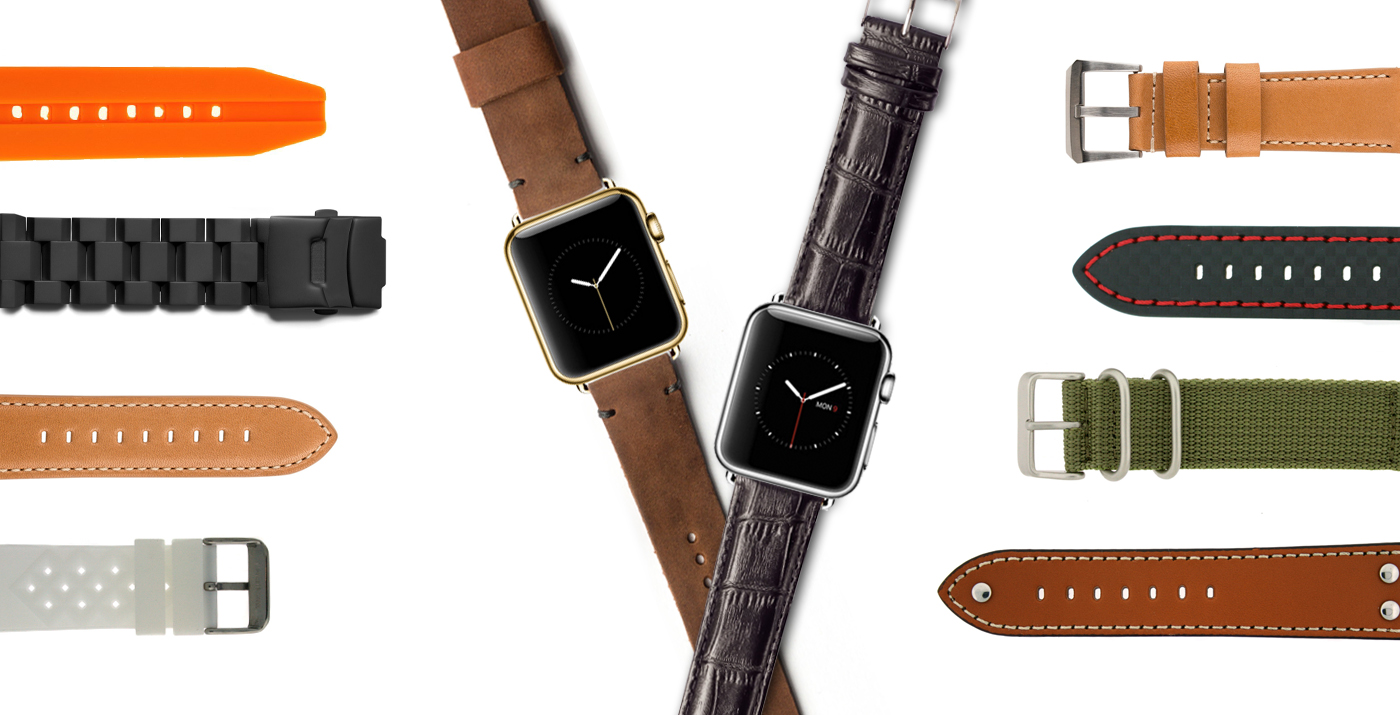 This Adapter Lets You Use Any Band With Apple Watch