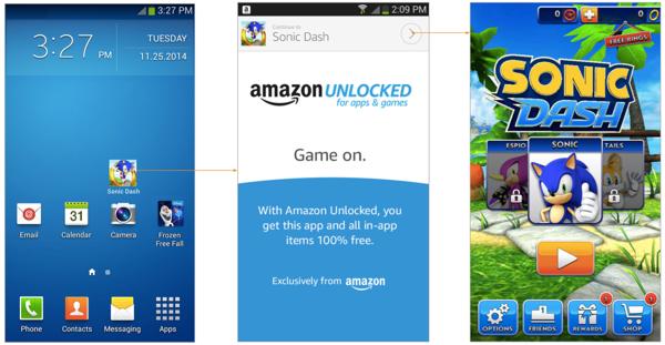 Amazon Unlocked 1