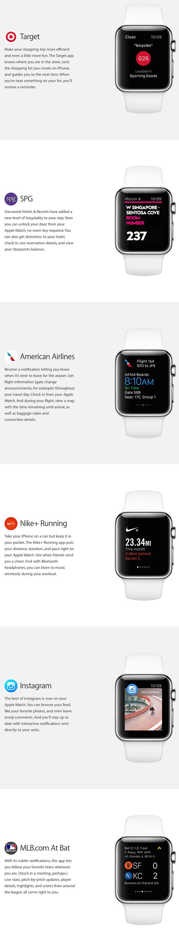 Apple Watch Apps 1