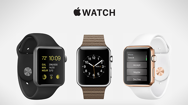 Apple Watch collection main