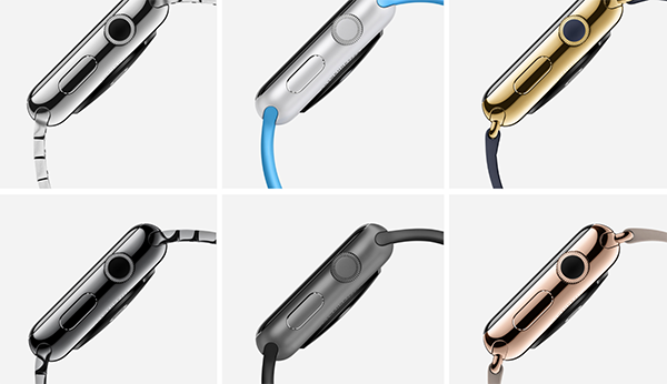 Apple Watch styles main