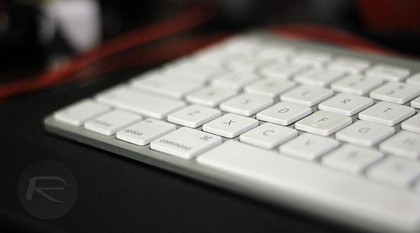Apple Wireless keyboard main