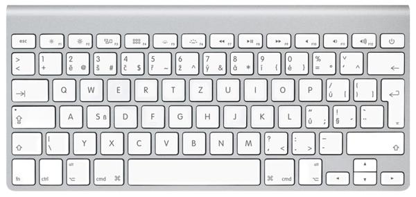 Apple keyboard 1