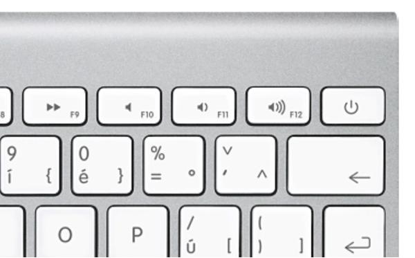 Apple keyboard 3