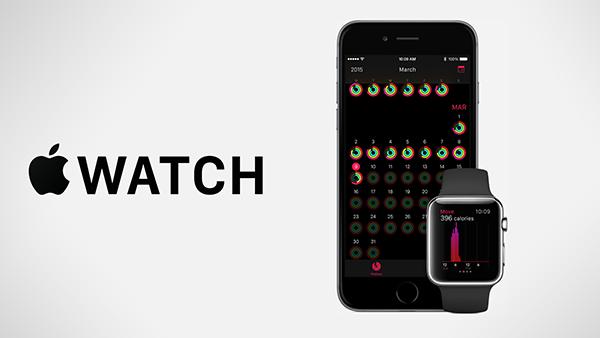 Apple watch activity main