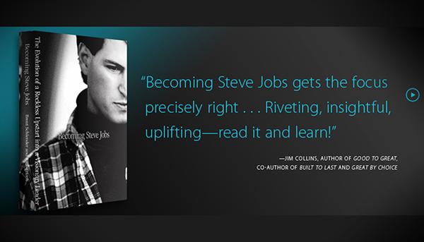 Becoming Steve Jobs main