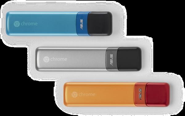 Chromebit colors