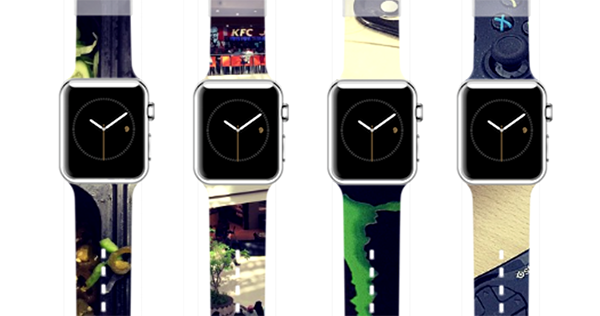 Custom apple watch bands main