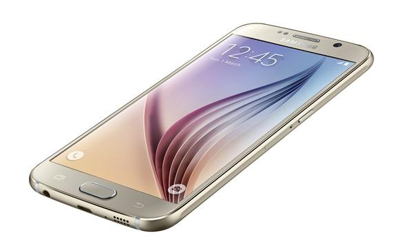 Galaxy S6 side