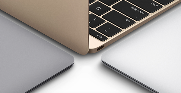 MacBook new type c