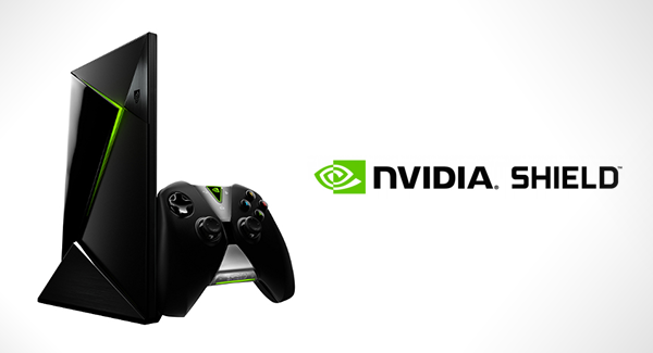 Nvidia Shield console main