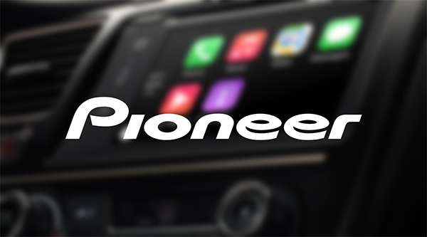 Pioneer carplay main