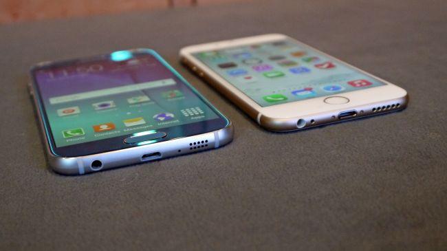 Samsung Galaxy S6 re