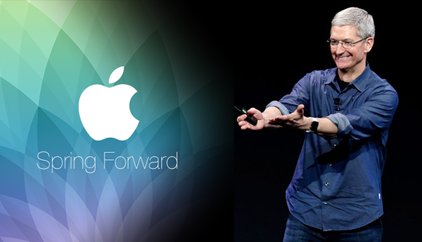 Spring Forward tim cook main