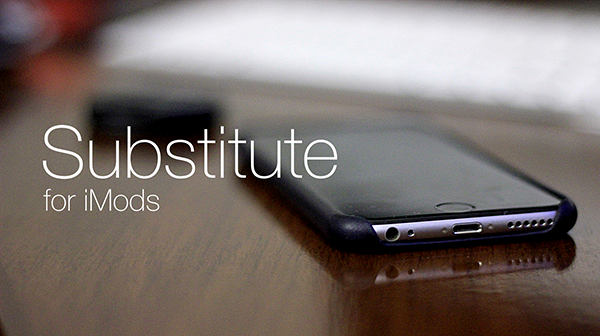 Substitute iMods